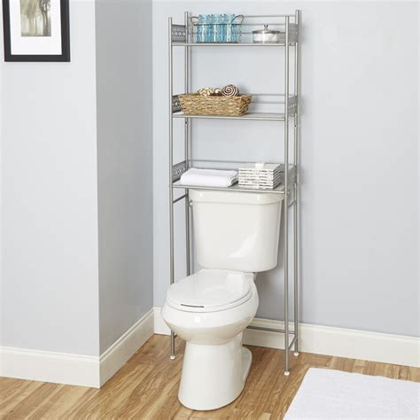 "Gillespie 22"" W x 64"" H Over the Toilet Storage"