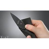 Give away our knife card and earn recurring commissions! instruction