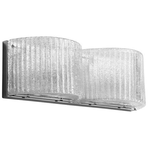 Glacial Drift 2-Light Bath Bar