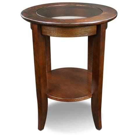 Glass Top End Tables Target Image