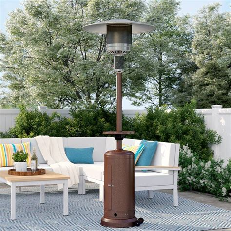 Glendale Tall 48,000 BTU Propane Patio Heater