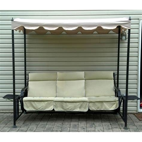 Glider swing replacement canopy Image
