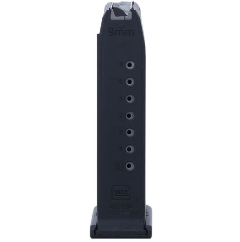 Glock 9mm Magazine  Ebay.
