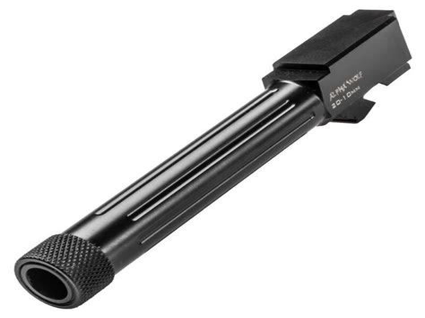 Glock 10mm 9 Inch Barrel