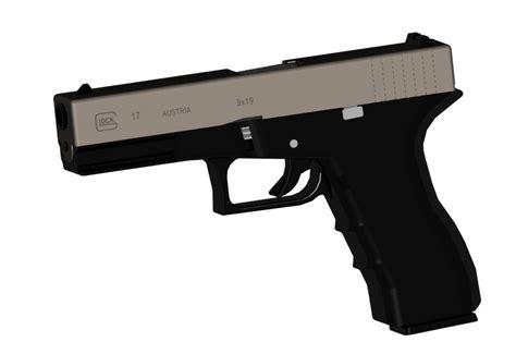 Glock 17 3d Cad