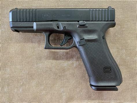 Glock 17 45 Acp