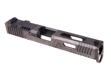 Glock 17 Agency Arms Slide
