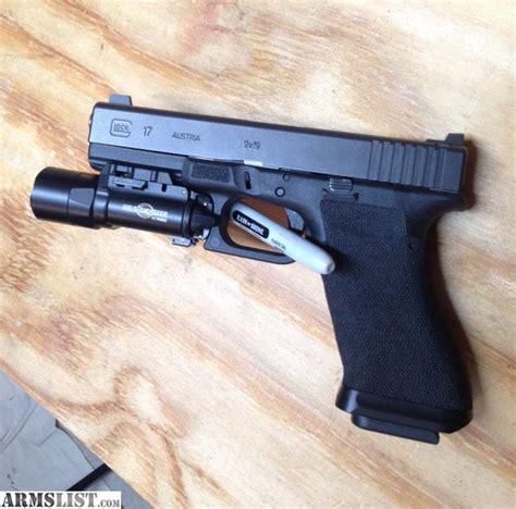 Glock 17 Agency Magwell
