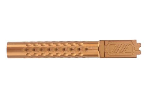 Glock 17 Burnt Bronze Barrel