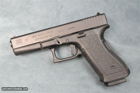 Glock 17 Desert Storm Commemorative For Sale