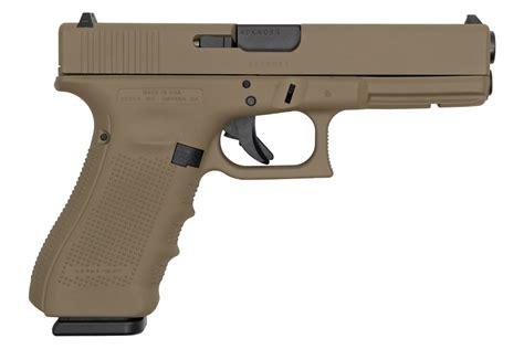 Glock 17 Fde Cerakote