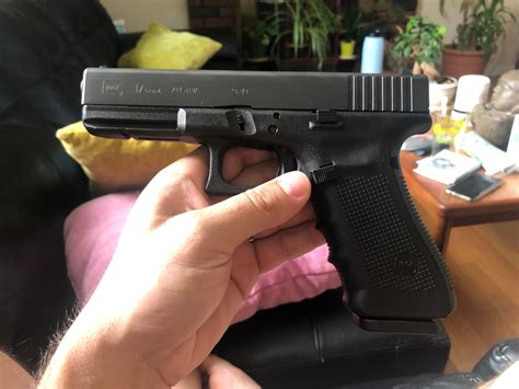 Glock 17 Gen 1 Upgrades