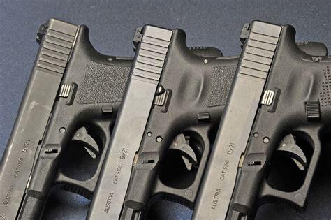 Glock 17 Gen 3 Gen 4 Differences