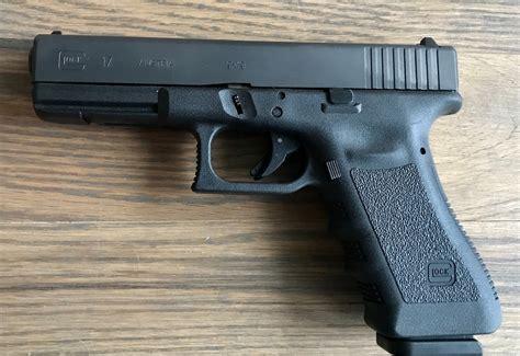 Glock 17 Gen 3specs