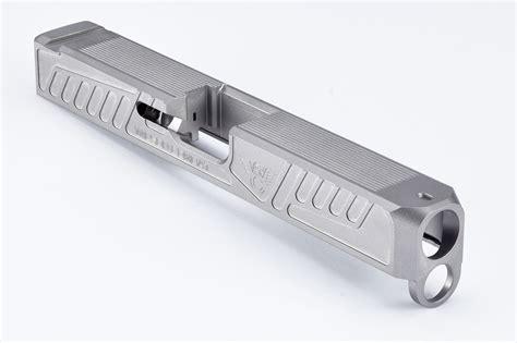 Glock 17 Gen 4 Stainless Slide