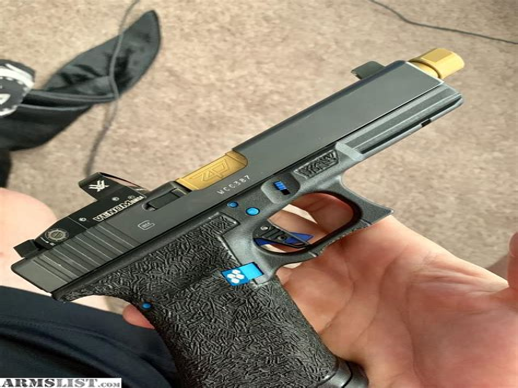 Glock 17 Gen 4 Suppressor For Sale