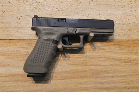 Glock 17 Gen 4 Upgrades