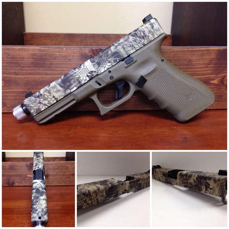 Glock 17 Hydro Dipped