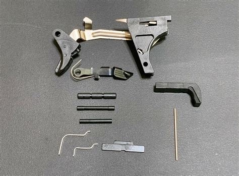 Glock 17 Lower Parts Kit With Locking Block And Glock 19 Spare Parts List