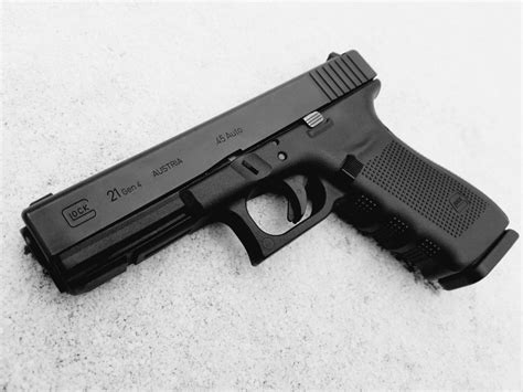 Glock 17 Or 21 For Home Defense