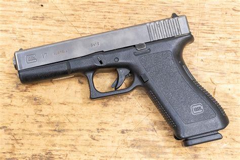 Glock 17 Pistol For Sale Used