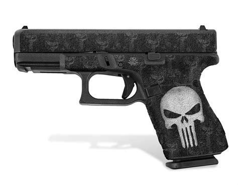 Glock 17 Punisher Grips