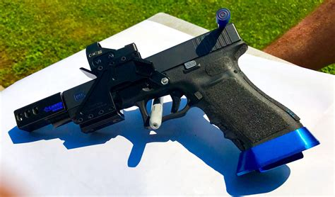 Glock 17 Race Gun Parts