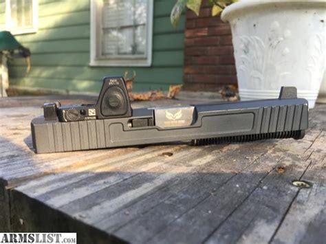 Glock 17 Slide Machining