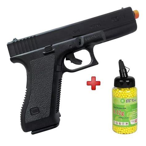 Glock 17 Spring Airsoft Pistol