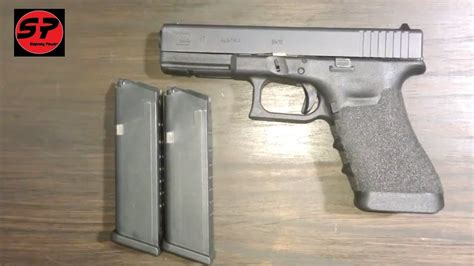 Glock 17 Stopping Power