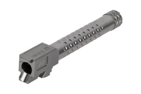 Glock 17 Threaded Barrel Blue Label