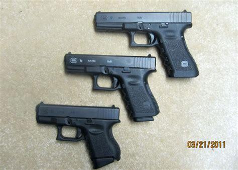 Glock 17 Vs 19 Vs 26