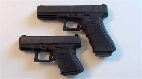 Glock 17 Vs Glock 26 Review