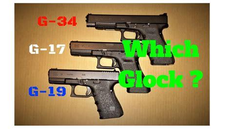 Glock 17 Vs Glock 34 Barrel Length