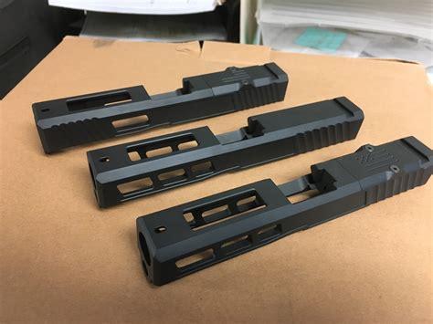 Glock 17 With Glock 19 Slide