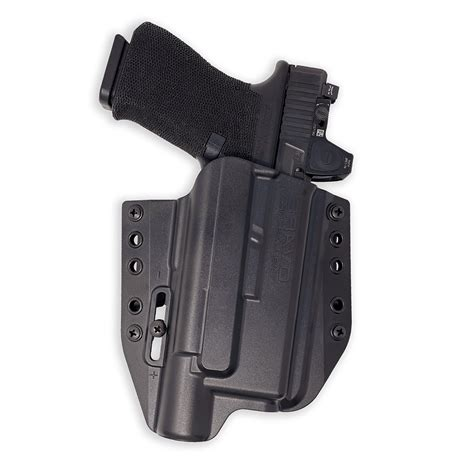 Glock 17 With X300 Holster