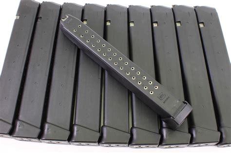 Glock 18 Magazine In Glock 19