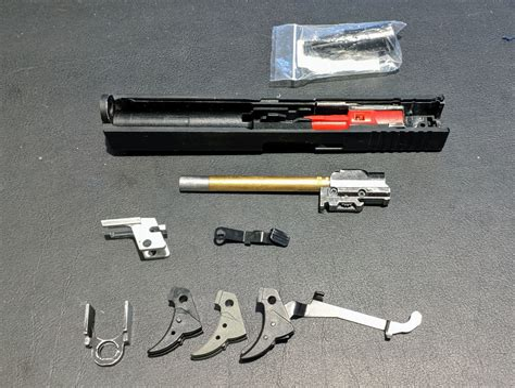 Glock 18 Parts