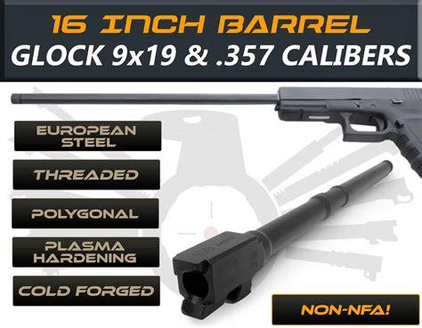 Glock 19 16 Inch Barrel