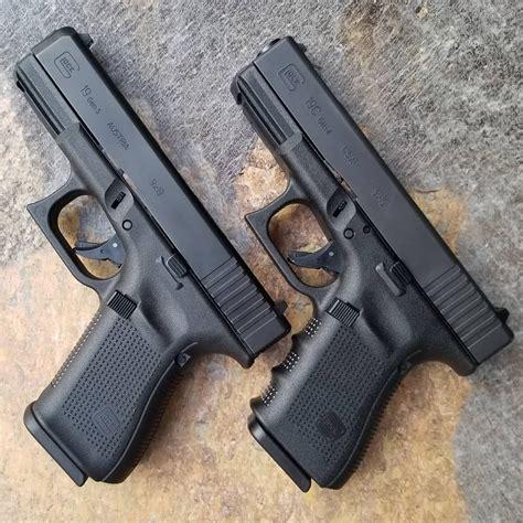 Glock 19 5th Gen Vs 4th Gen