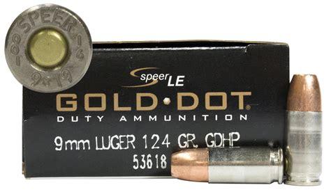 Glock 19 9mm 124gr Vs 124gr P