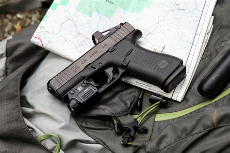 Glock 19 9mm Concealed Carry