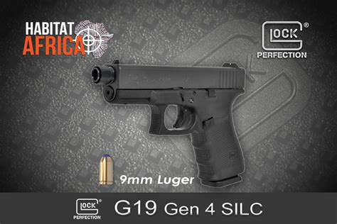 Glock 19 9mm South Africa