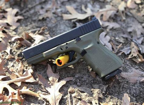 Glock 19 Battlefield Green Stipple