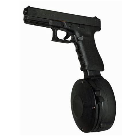 Glock 19 Bb Gun Drum Magazine