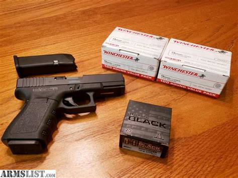 Glock 19 Best Target Ammo