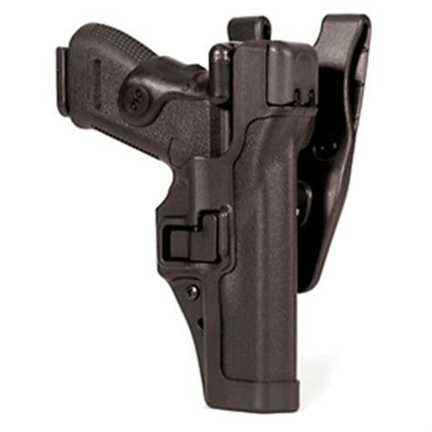 Glock 19 Blackhawk Level 3 Holster