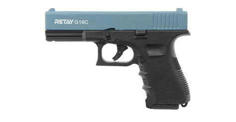 Glock 19 Blank Gun