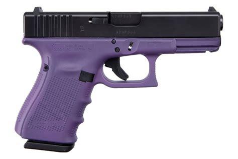 Glock 19 Cerakote Purple