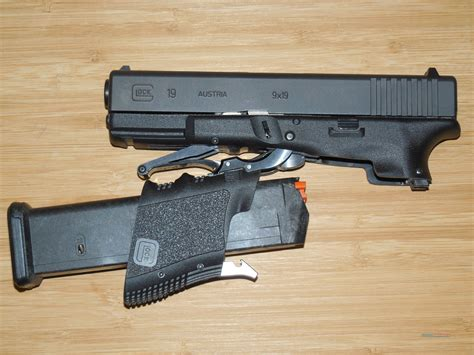 Glock 19 Collapsible